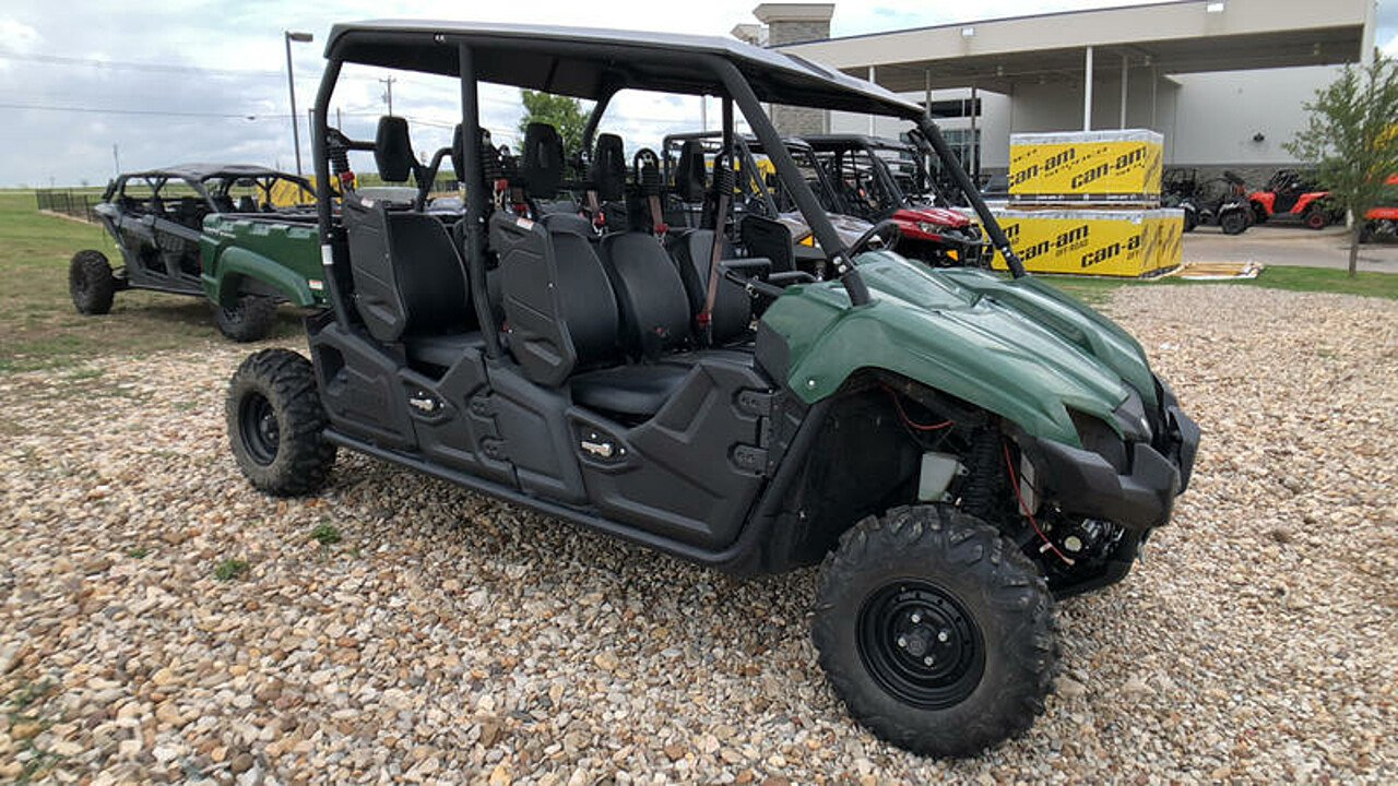 2017 Yamaha Viking for sale 200621627