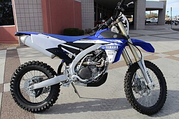 2017 Yamaha WR250F for sale 200405736
