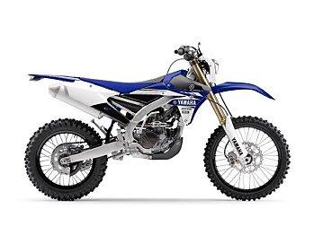 2017 Yamaha WR250F for sale 200461534