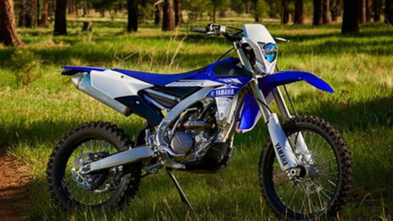 2017 Yamaha WR250F for sale 200474534