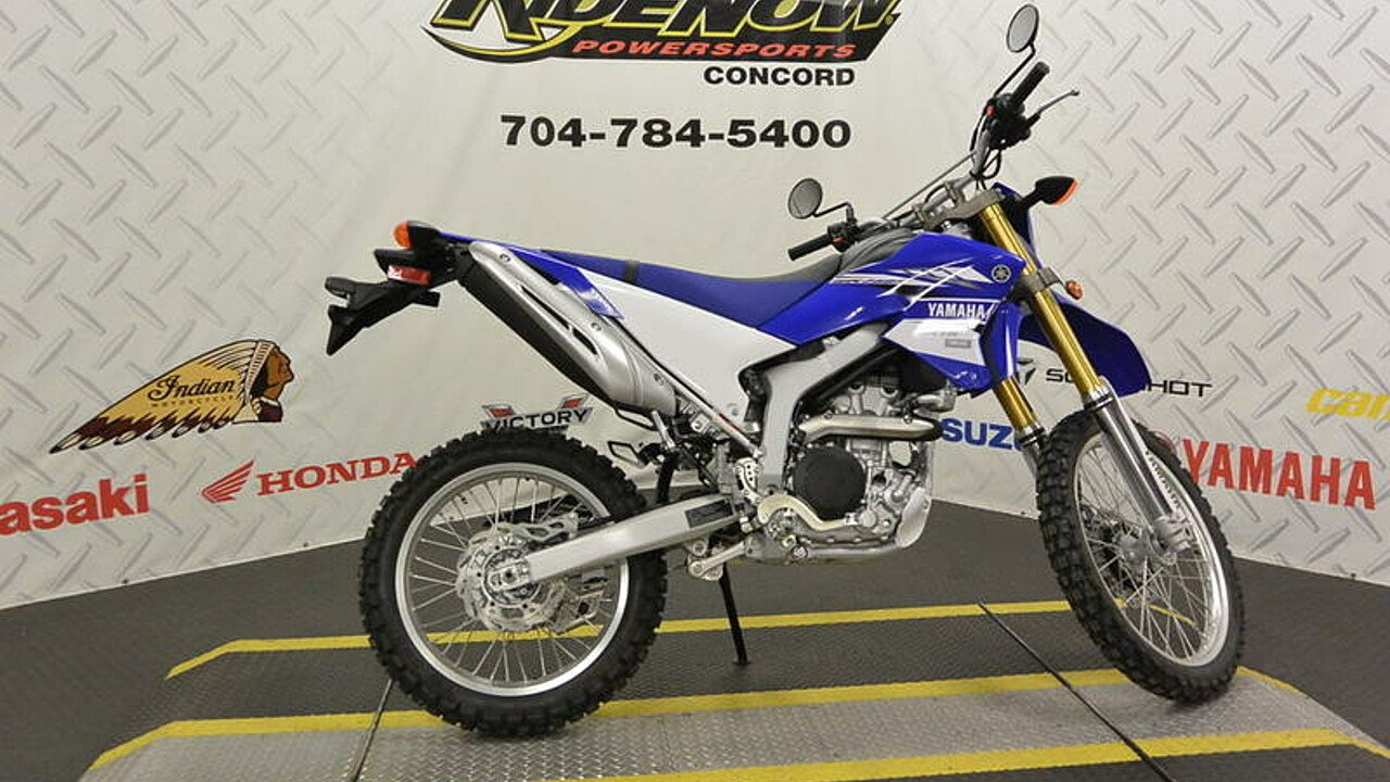 2017 Yamaha WR250R for sale 200410376