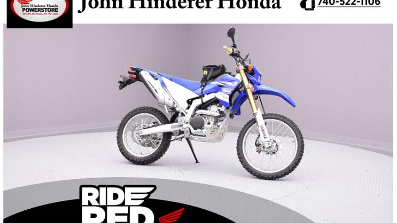2017 Yamaha WR250R for sale 200480491
