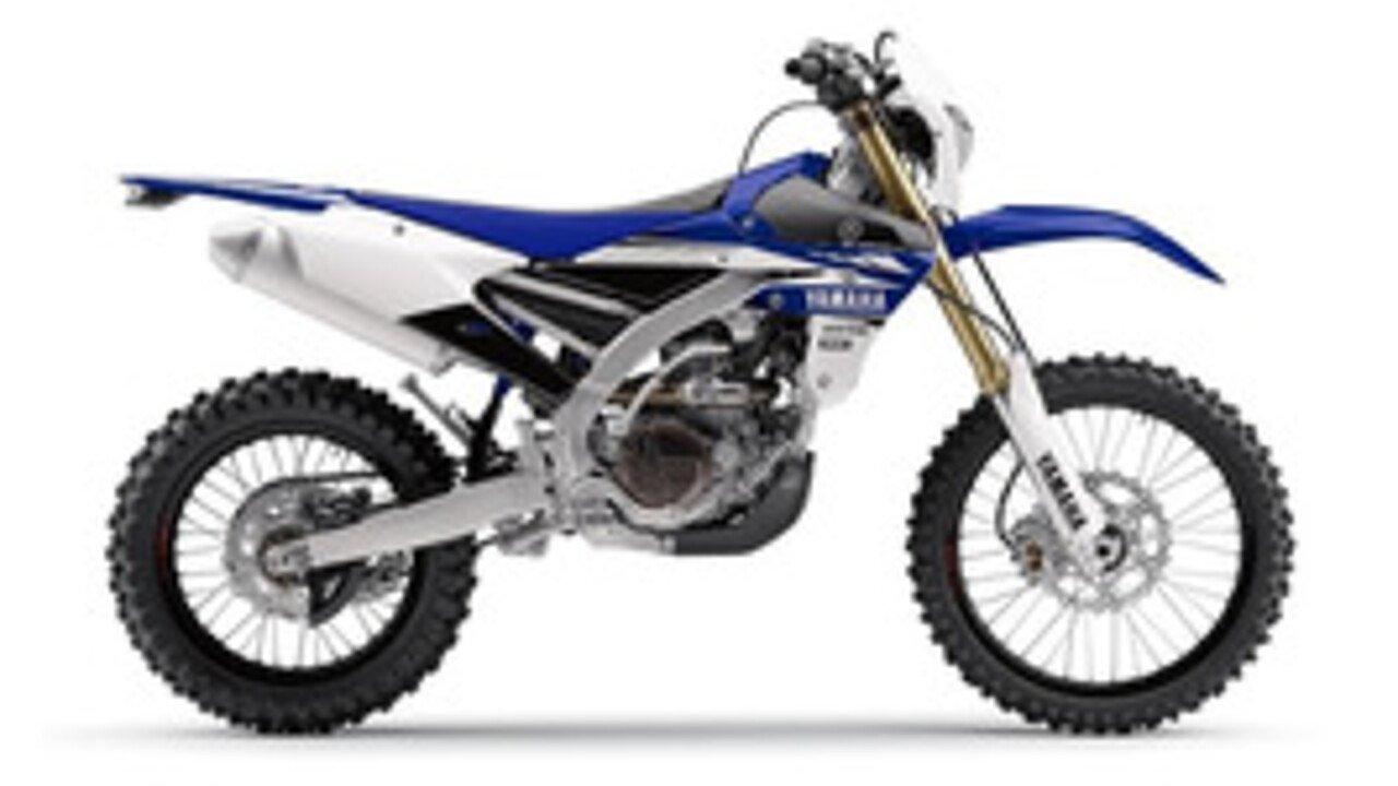 2017 Yamaha WR450F for sale 200561775