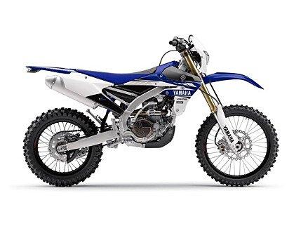 2017 Yamaha WR450F for sale 200456685