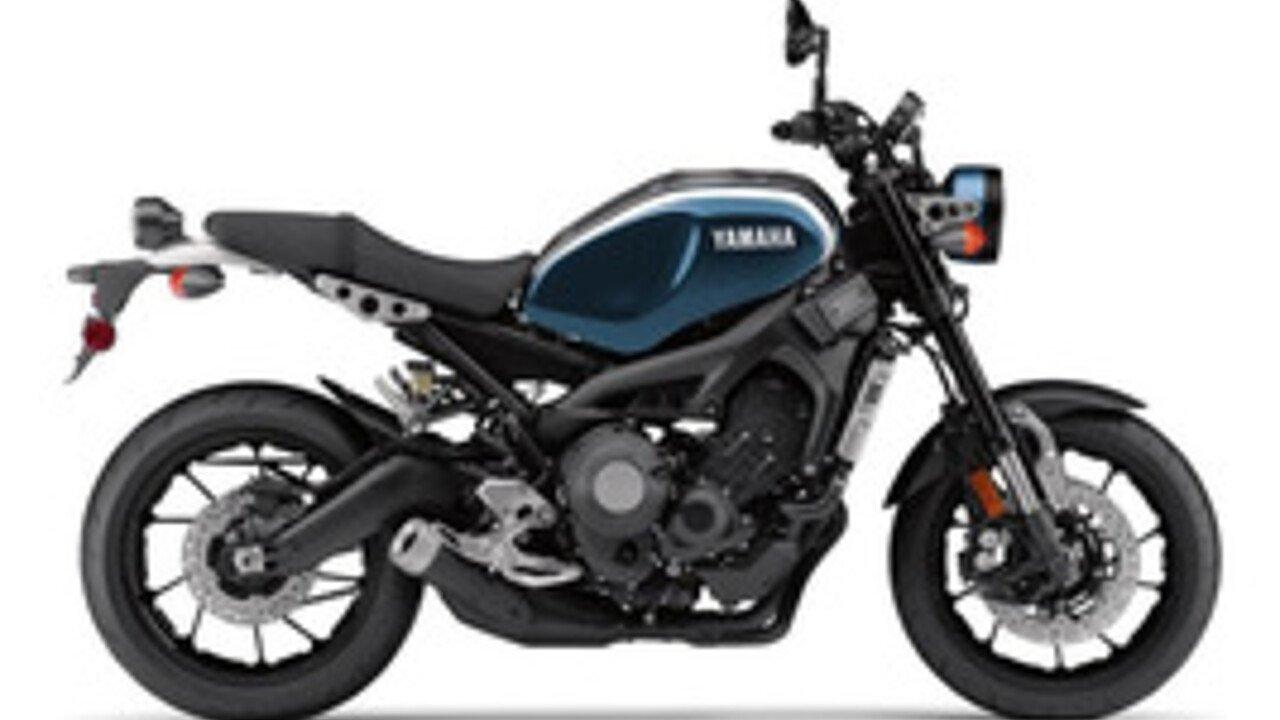2017 Yamaha XSR900 for sale 200423446