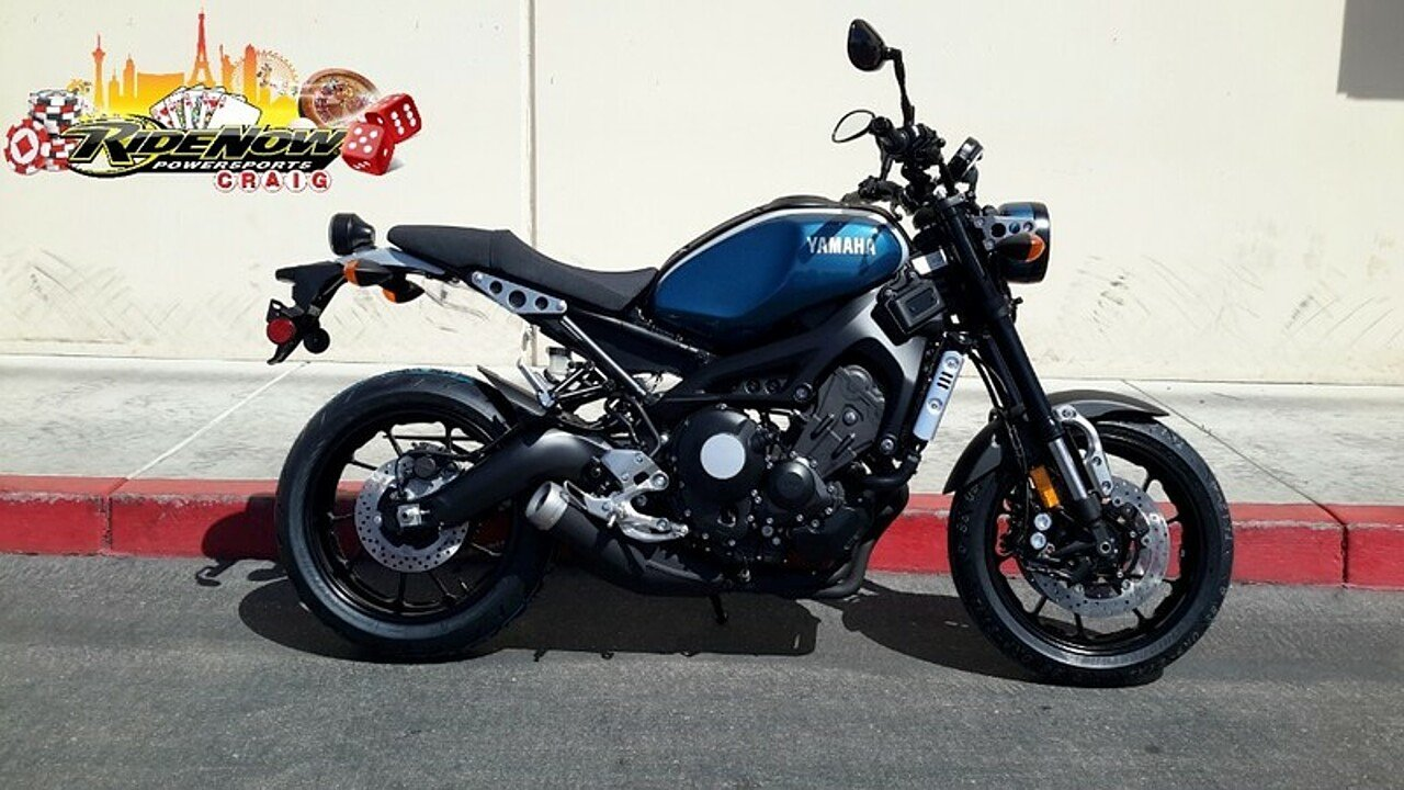 2017 Yamaha XSR900 for sale 200460092
