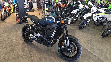 2017 Yamaha XSR900 for sale 200425277
