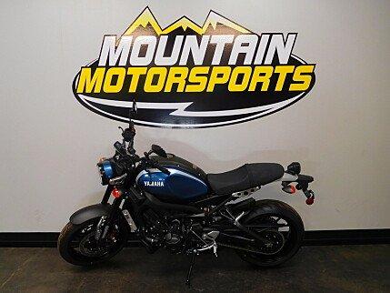 2017 Yamaha XSR900 for sale 200538341