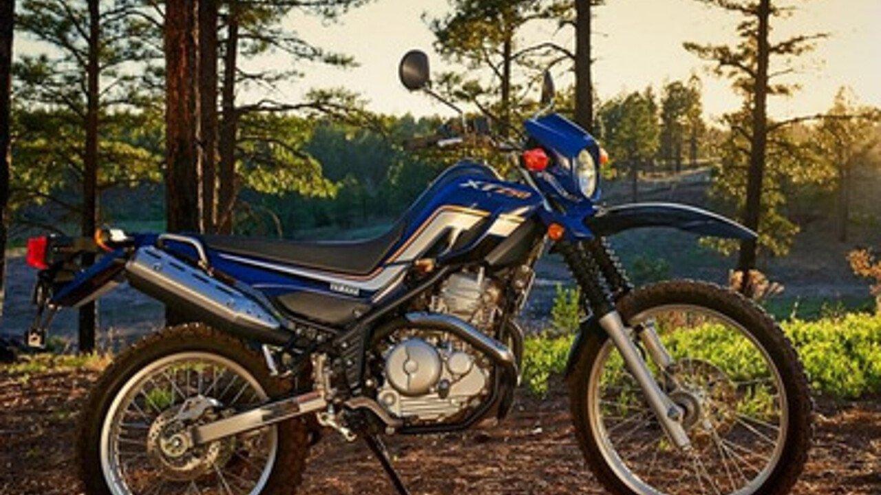 2017 Yamaha XT250 for sale 200474793