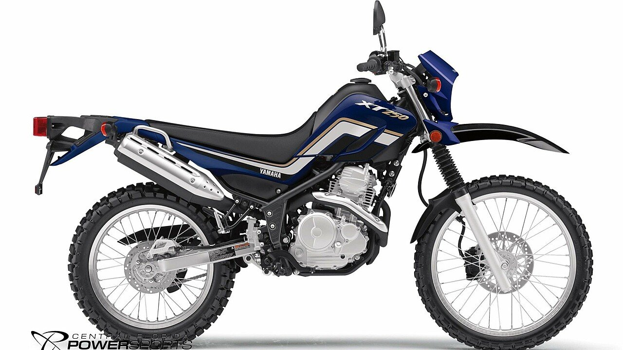 2017 Yamaha XT250 for sale 200493724