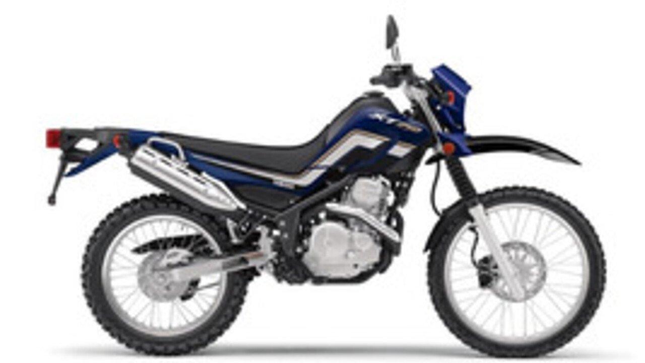 2017 Yamaha XT250 for sale 200561724