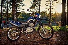 2017 Yamaha XT250 for sale 200446322
