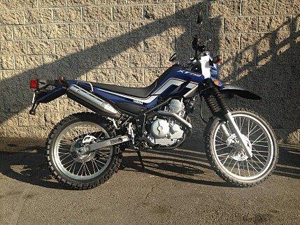 2017 Yamaha XT250 for sale 200500965