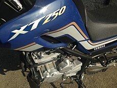2017 Yamaha XT250 for sale 200510783