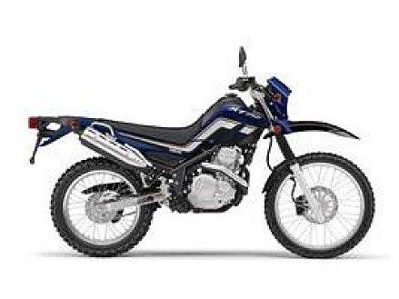 2017 Yamaha XT250 for sale 200639162