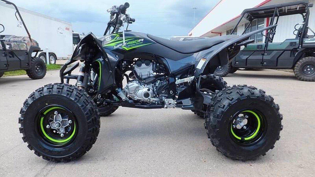 2017 Yamaha YFZ450R for sale 200524709