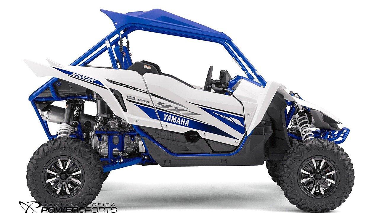 2017 Yamaha YXZ1000R for sale 200359536
