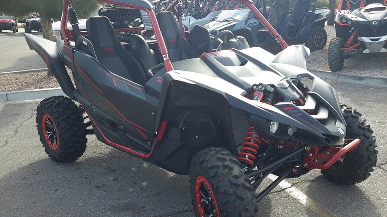 2017 Yamaha YXZ1000R SS SE for sale 200405056