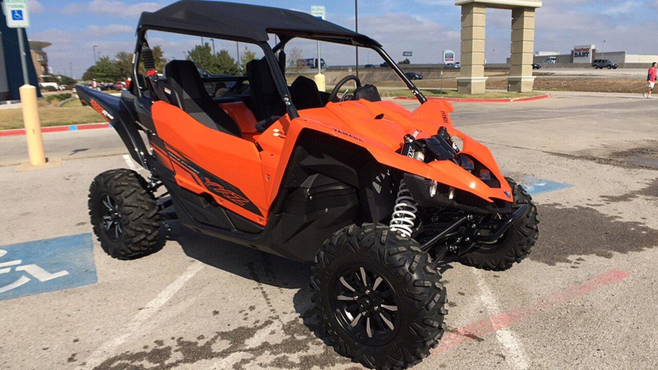 2017 Yamaha YXZ1000R for sale 200496015