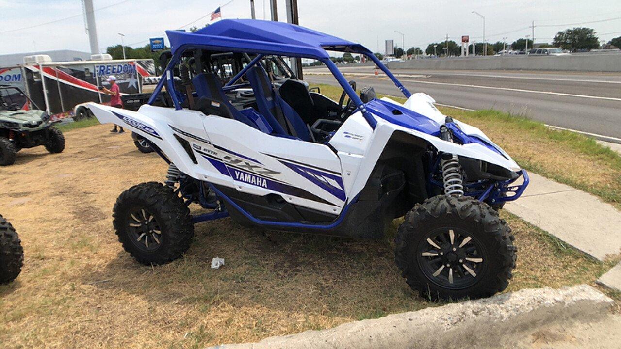 2017 Yamaha YXZ1000R for sale 200513683