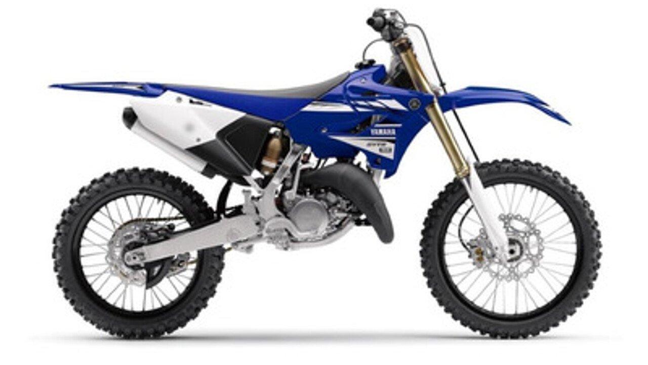 2017 Yamaha YZ125 for sale 200447460