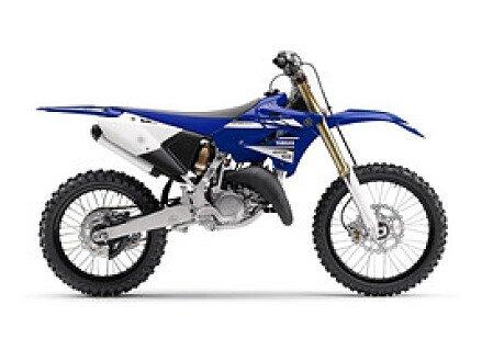 2017 Yamaha YZ125 for sale 200470080