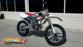 2017 Yamaha YZ250F for sale 200404774