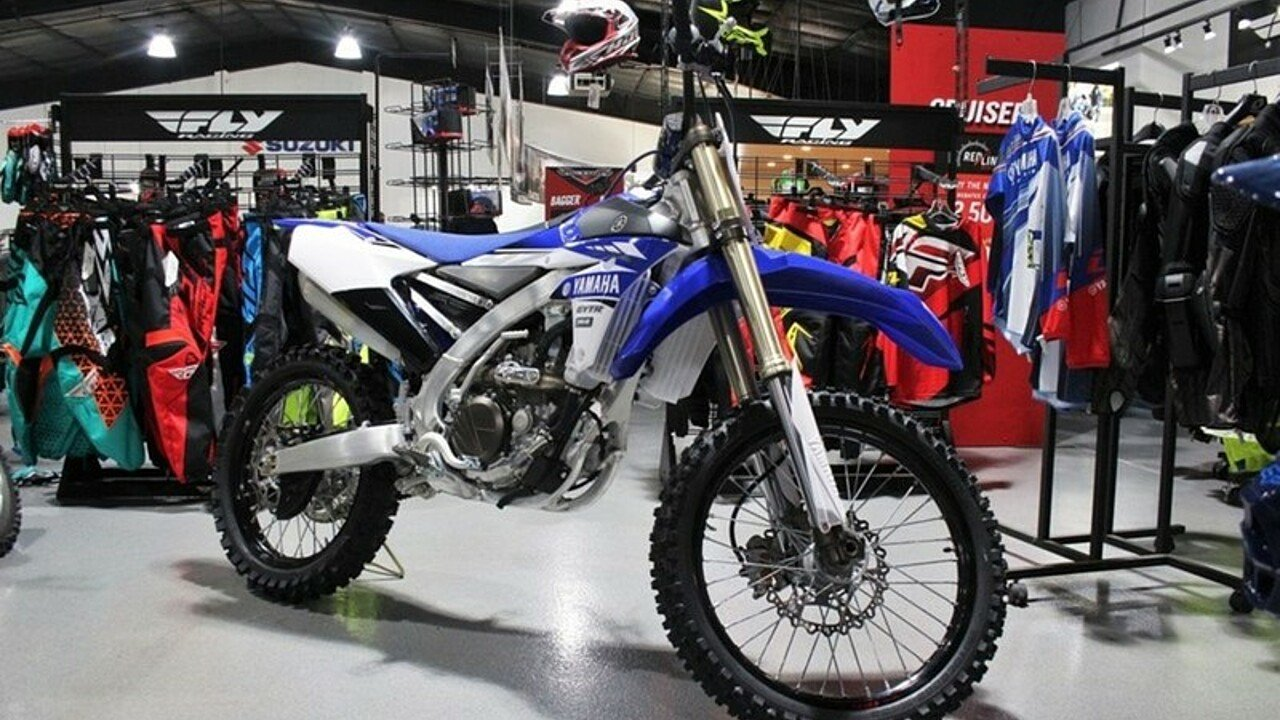 2017 Yamaha YZ250F for sale 200410987