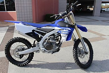 2017 Yamaha YZ250F for sale 200412615