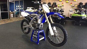2017 Yamaha YZ250F for sale 200435366