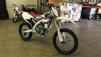 2017 Yamaha YZ250F for sale 200435371