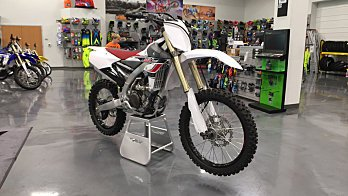 2017 Yamaha YZ250F for sale 200442316