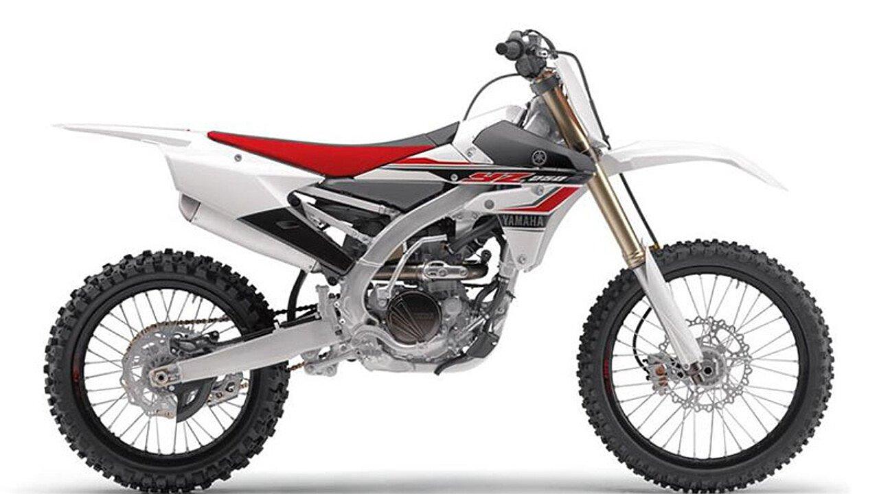 2017 Yamaha YZ250F for sale 200446371
