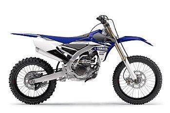 2017 Yamaha YZ250F for sale 200446387