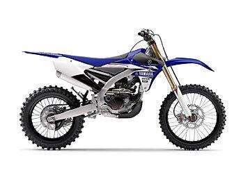 2017 Yamaha YZ250F for sale 200458749