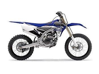 2017 Yamaha YZ250F for sale 200458840