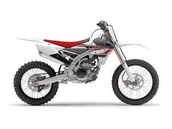 2017 Yamaha YZ250F for sale 200470083