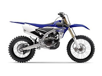 2017 Yamaha YZ250F for sale 200561743