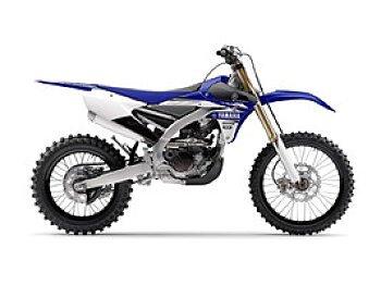 2017 Yamaha YZ250F for sale 200561744