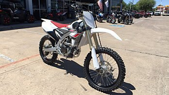 2017 Yamaha YZ250F for sale 200579182