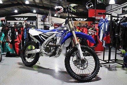 2017 Yamaha YZ250F for sale 200410987