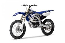 2017 Yamaha YZ250F for sale 200414696