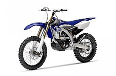 2017 Yamaha YZ250F for sale 200414714