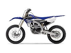 2017 Yamaha YZ250F for sale 200459061