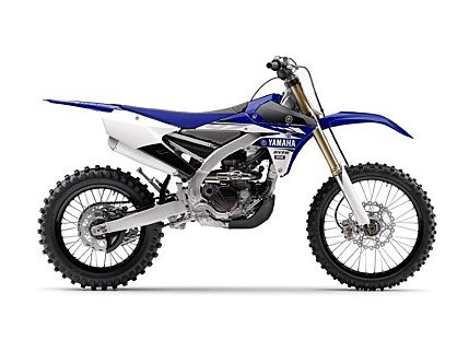 2017 Yamaha YZ250F for sale 200461699