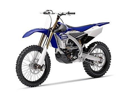 2017 Yamaha YZ250F for sale 200474530