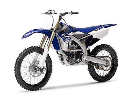 2017 Yamaha YZ250F for sale 200474796