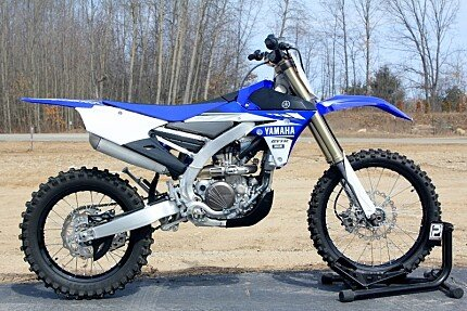 2017 Yamaha YZ250F for sale 200542357