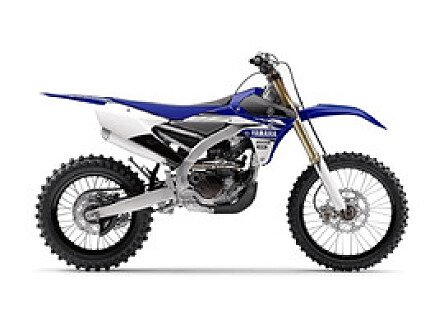 2017 Yamaha YZ250F for sale 200561744