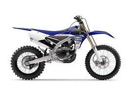 2017 Yamaha YZ250F for sale 200629075